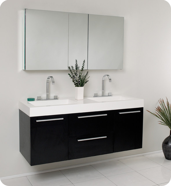 Floating Bathroom Vanities - Contemporary - Bathroom Vanities And Sink Consoles - new york - by ...