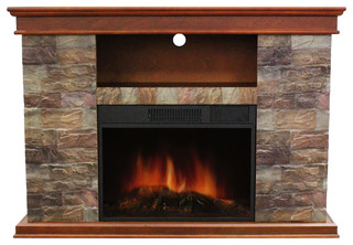 sanibel electric fireplace rustic indoor fireplaces by shop