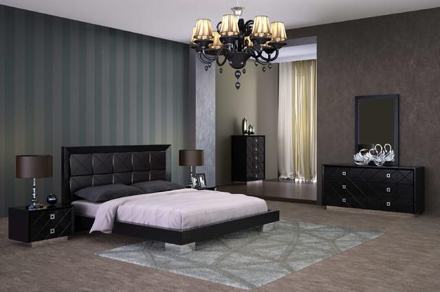 Zara Bedroom Set Modern Bedroom New York By
