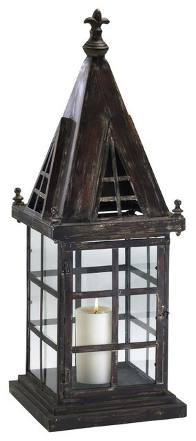 cyan lighting 01331 basilica 32 quot candleholder