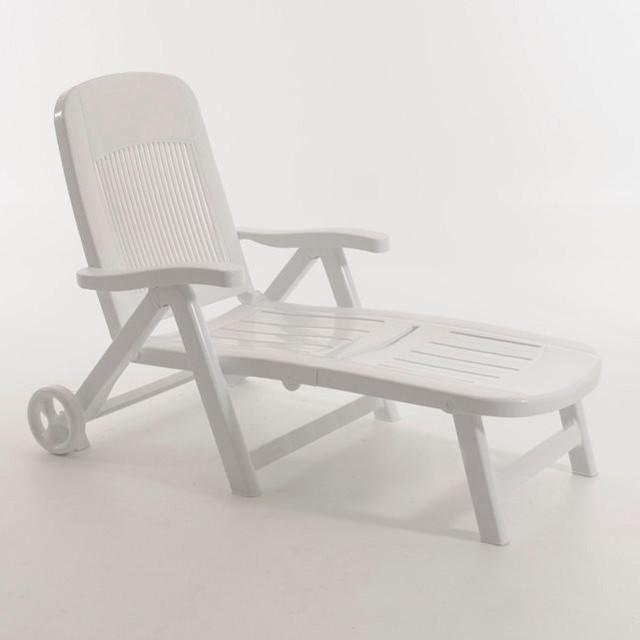 chaise longue pliante r sine contemporain transat et chaise longue ext rieure par la. Black Bedroom Furniture Sets. Home Design Ideas
