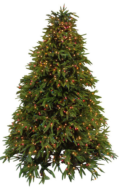 Pre Lit Windsor Multi Function Christmas Tree With Remote