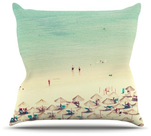 Modern Beach Pillows : Ingrid Beddoes