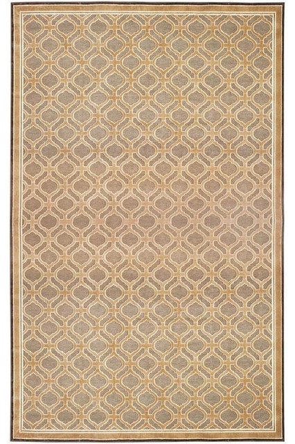 Martha stewart living tangier area rug traditional rugs for Martha stewart rugs home decorators