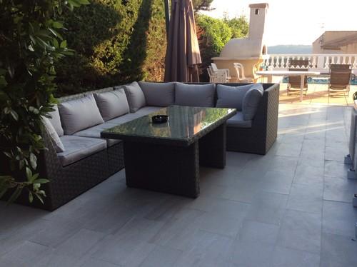 avant apr s une belle terrasse dans mon jardin. Black Bedroom Furniture Sets. Home Design Ideas
