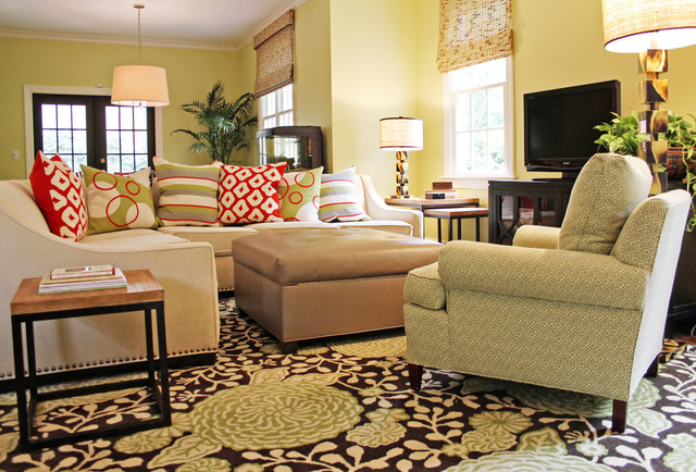 Lucy and company transitional charlotte by lucy and I love lucy living room set