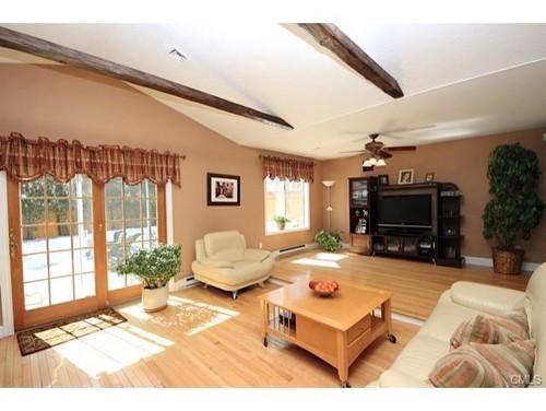 Split level living room design help for Split level living room ideas
