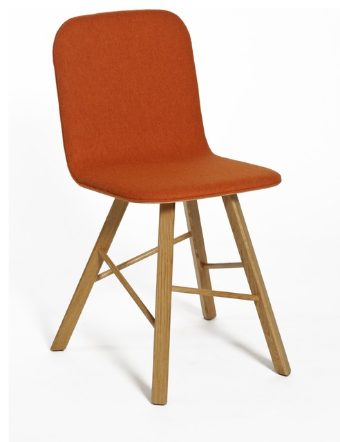 Col Italian Design Label Tria Simple Chair Nord Wool