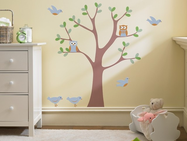 Tropical Nursery Decor Find Baby Room Online