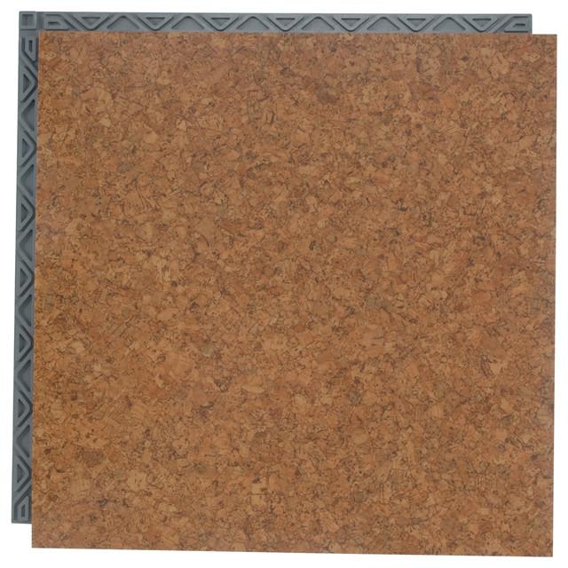 Place N 39 Go Vinyl Floor Tiles Sample Set Of 2 Cork