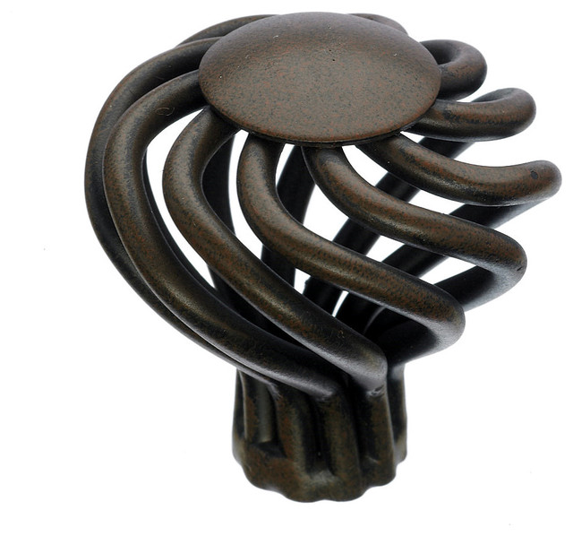 Patina Cabinet Knobs, 1 1/2 in. traditional-cabinet-and-drawer-knobs