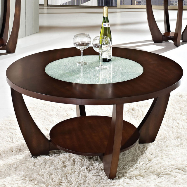 Rafael Cocktail Table With Casters