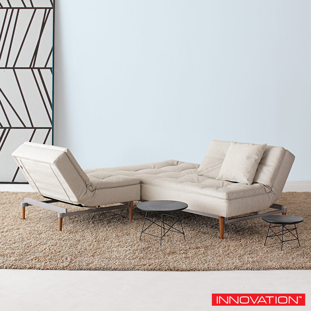 innovation living dublexo deluxe sofa wood modern sofas los angeles by. Black Bedroom Furniture Sets. Home Design Ideas