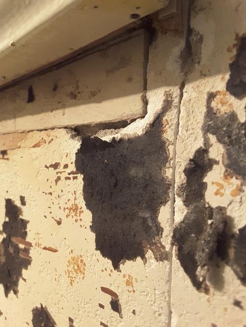 black asbestos mastic - photo #36