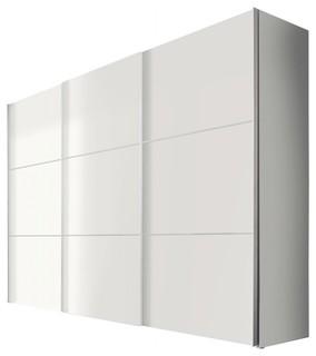 kleiderschrank tajo 300x216 wei bauhaus look kleiderschranksysteme von fashion4home gmbh. Black Bedroom Furniture Sets. Home Design Ideas