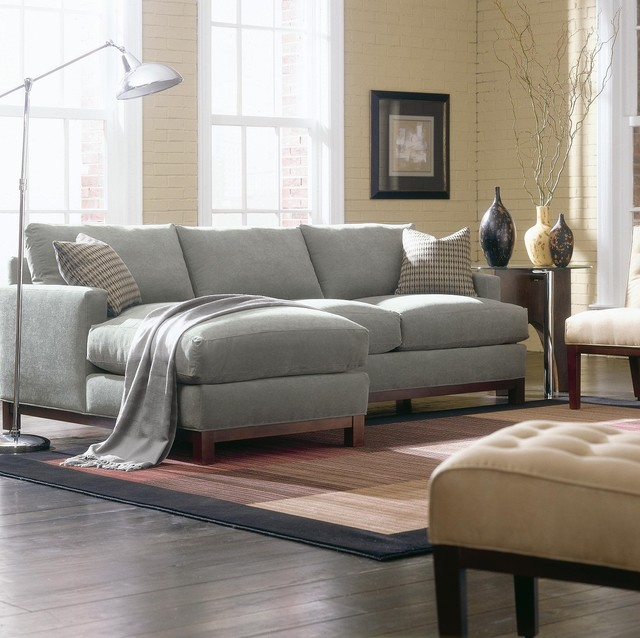Sectional Sofa Sale Houston: Sullivan Mini Mod Sectional Sofa