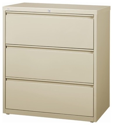 """30"""" Wide 3 Drawer Lateral File Cabinet modern-home-office-accessories"""