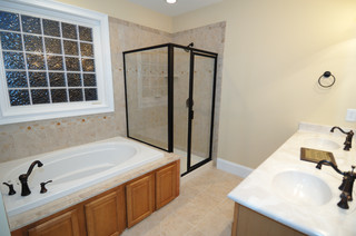 Oakland Hills Duel Master - raleigh - by Collins Design-Build, Inc.