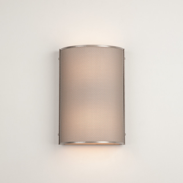 Wall Sconce Light Covers : Mesh Uptown Cover Wall Sconce - Modern - Wall Sconces