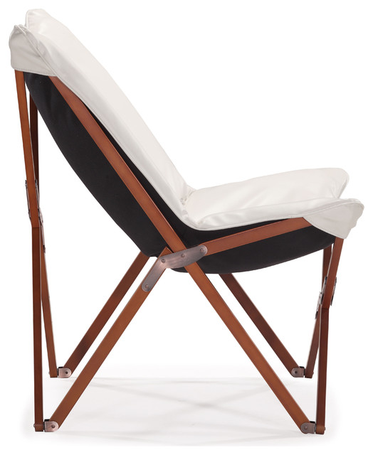Draper Occasional Chair by Zuo Modern Modern Folding Chairs & Stools
