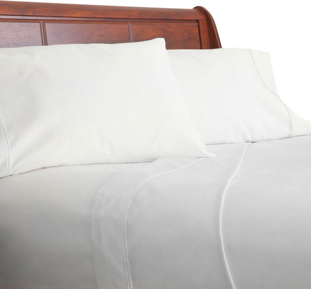 Lavish Home 600 Thread Count Cotton Sateen Sheet Set