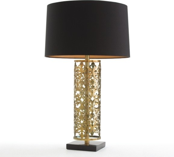 Remsen Lamp Contemporary Table Lamps By DwellStudio