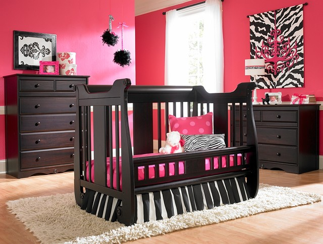 Generation Next Crib Converted In Toddler Bed