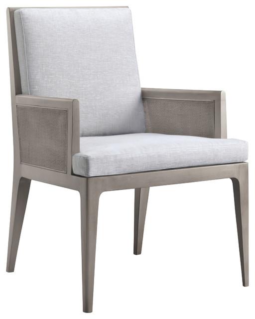 Carmel Cane Dining Arm Chair