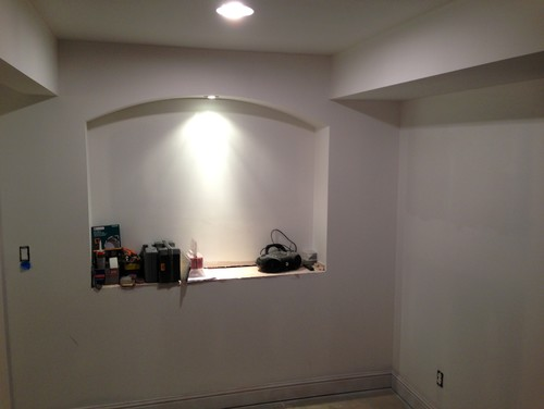 Need Help Choosing Warm Neutral Paint Color For Basement