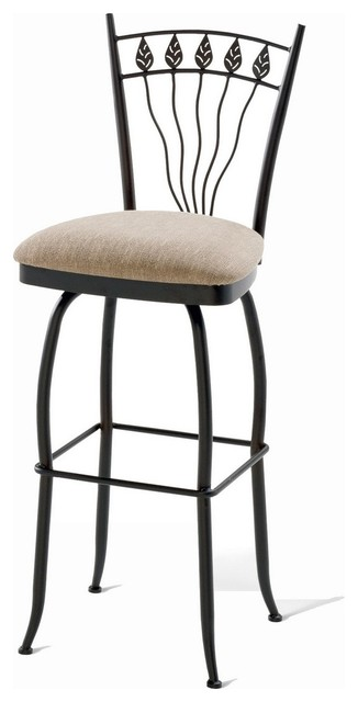 Amisco Romy Swivel Stool 41465 Bar Stools And Counter
