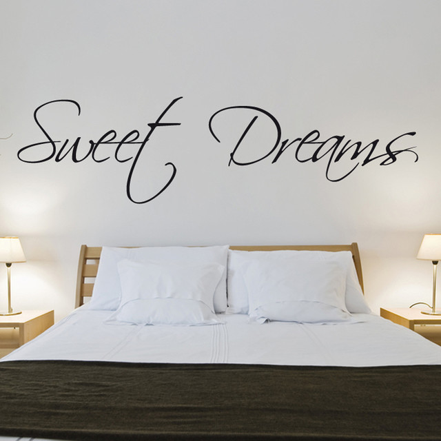 Wall Decor The Range : Quotes wall stickers range one contemporary