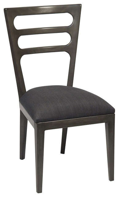 Noir Furniture Clark Side Chair Pale Contemporary Dining Chairs By Greatfurnituredeal