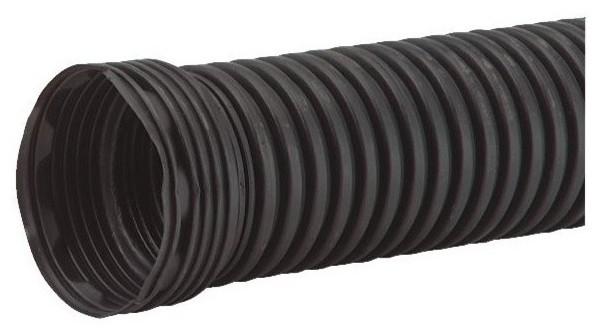 Heavy Duty Astm F405 Polyethylene Corrugated Tubing