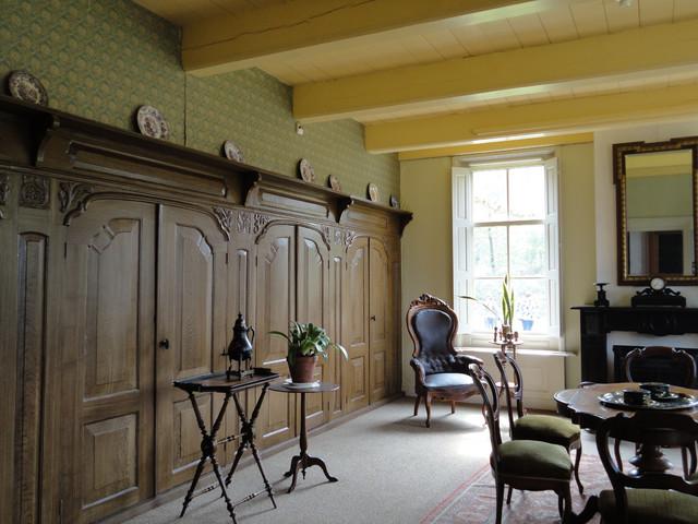 Classic 1930s Dutch Living Room
