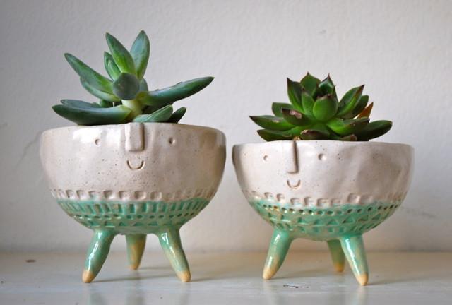 Ceramic Indoor Plant Pots - Emilyevanseerdmans.com ...