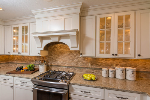 Light Oak Cabinets