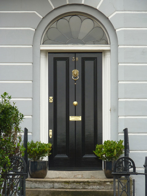 front doors traditional london by the london door