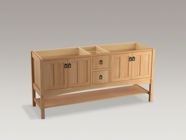 "KOHLER Marabou(TM) 72"" Vanity With 4 Doors And 2 Drawers"