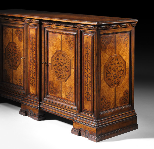 Rustic Sideboard Rustic Buffets And Sideboards Other Metro By David Michael Furniture