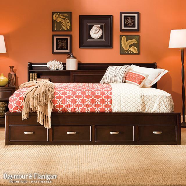 Jayden Full Storage Bed Bedroom Other Metro By