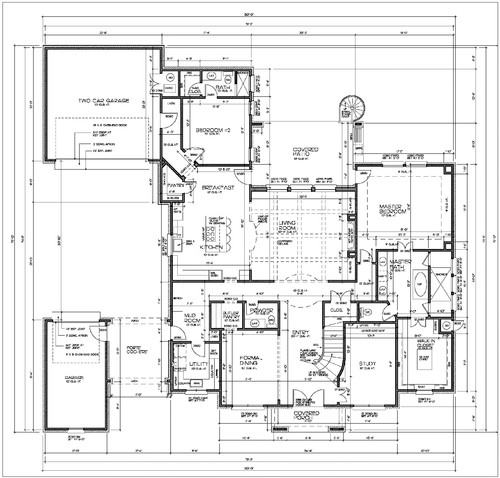 Home designs with porte cochere home design and style for Porte cochere house plans