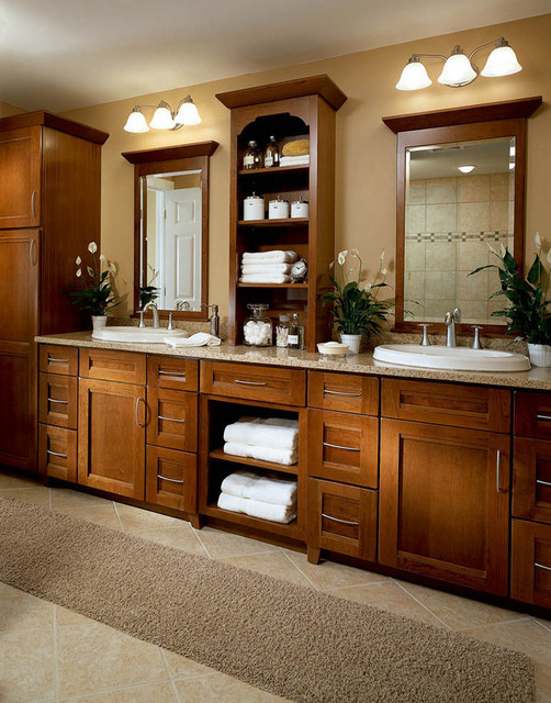 Kraftmaid atlanta by kitchen and bath cabinet depot Kraftmaid bathroom cabinets