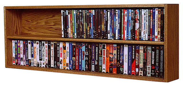W Dvd Storage Cabinet - Contemporary - Storage Cabinets - by The Wood Shed
