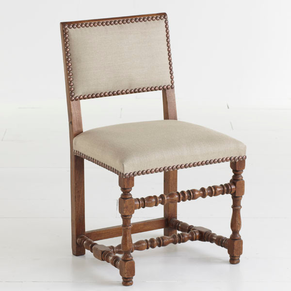 Farthingale Chair Traditional Dining Chairs Dallas By Wisteria