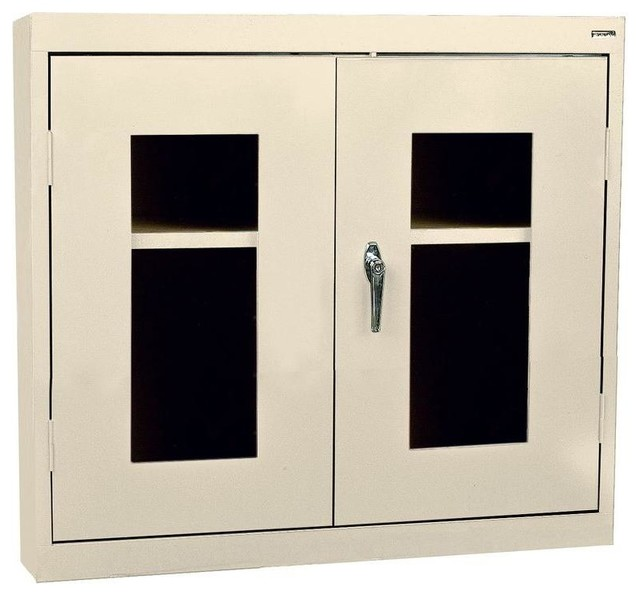 ... Garage Cabinets 30 in. W x 26 - Contemporary - Garage And Tool Storage