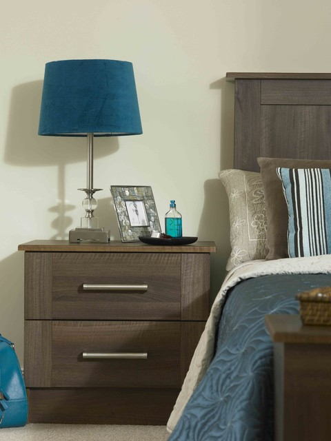 tuscany dark walnut bedroom modern bedroom furniture sets