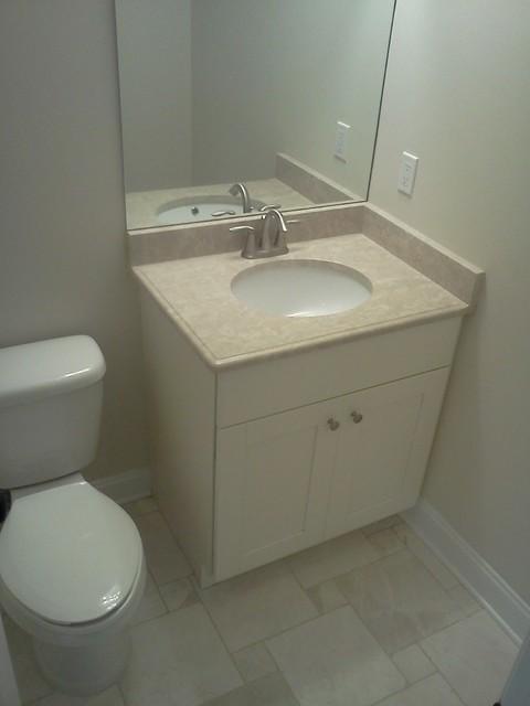 Vanity Side Splash : Tile design inspirations llc