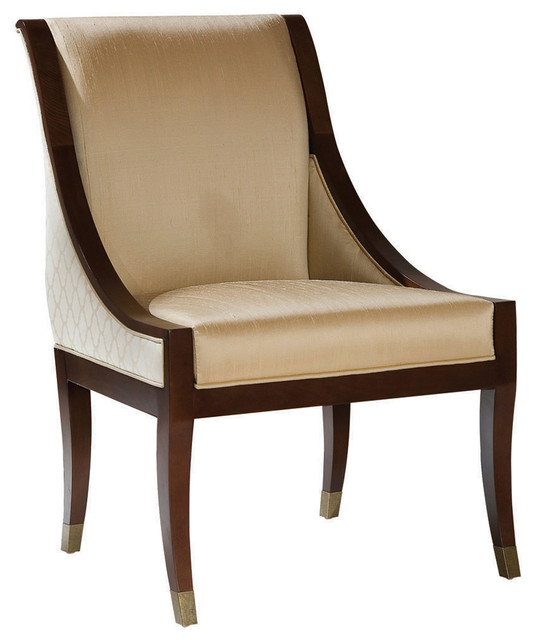 Belle Meade Acadia Madeira Dining Chair Modern