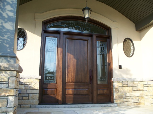 Luxury residential 2 for Residential front doors