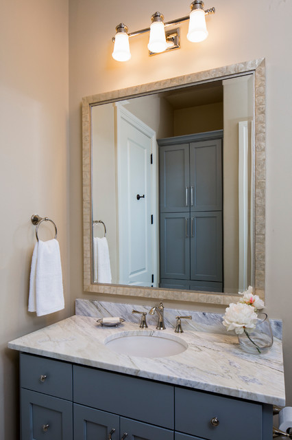 Central Texas Custom Home Traditional Bathroom Austin By Dawn Hearn Interior Design